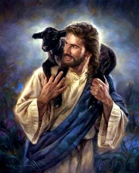 Jesús es el buen Pastor de las ovejas