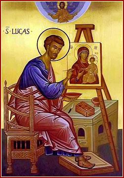 Resultado de imagen para san lucas evangelista oracion